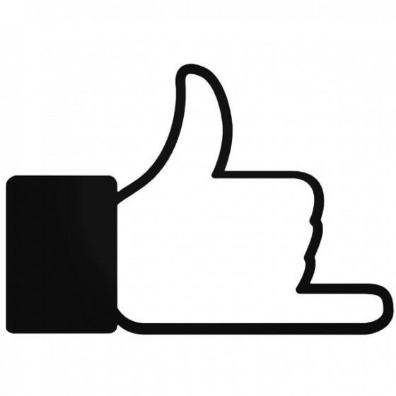 Facebook Hand Shaka Sign...