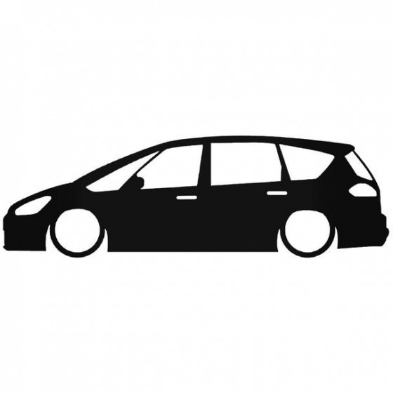 Ford S Max Low Sticker