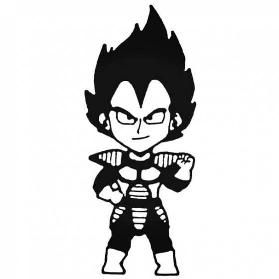 Dragon Ball Z Baby Vegeta...