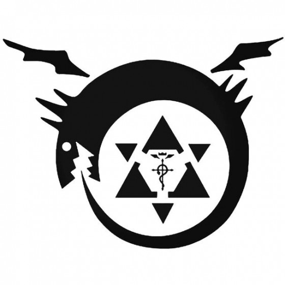 Full Metal Alchemist Symbol...