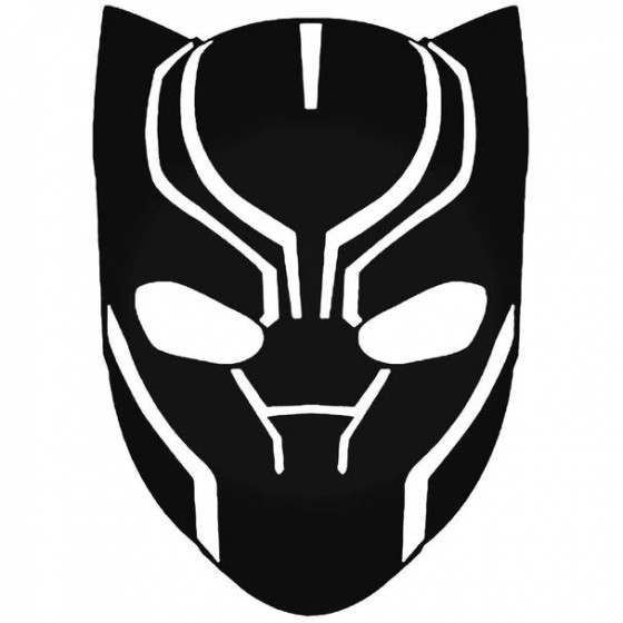 Avengers Black Panther Head...
