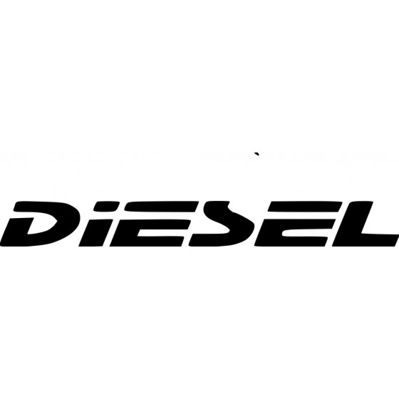 Diesel Sticker Vinyl Decal Dh