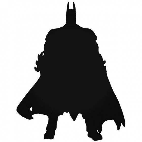 Batman Batman 10 Decal