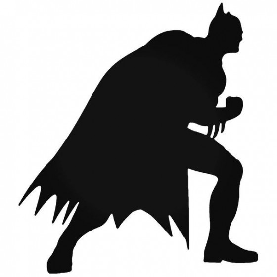 Batman Batman 2 Decal