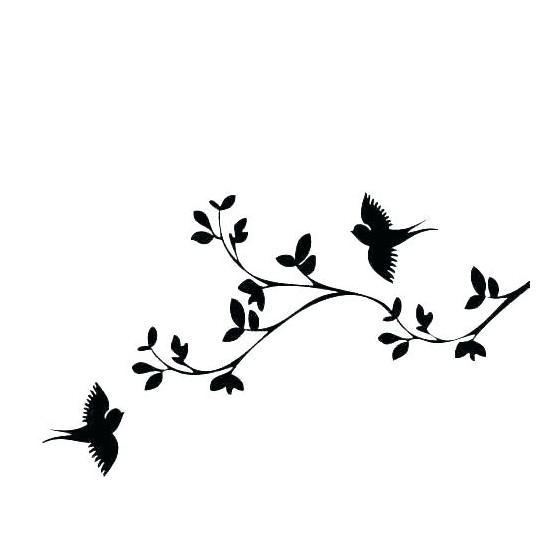 Bird Vinyl Decal Sticker V2
