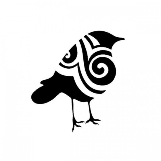 Bird Vinyl Decal Sticker V21
