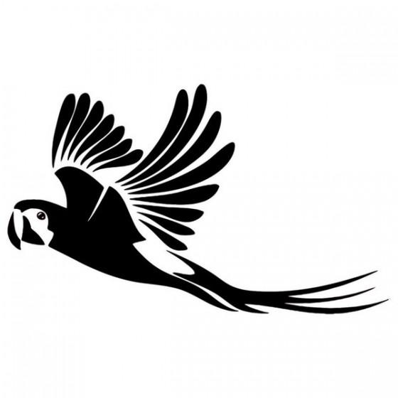 Bird Vinyl Decal Sticker V25