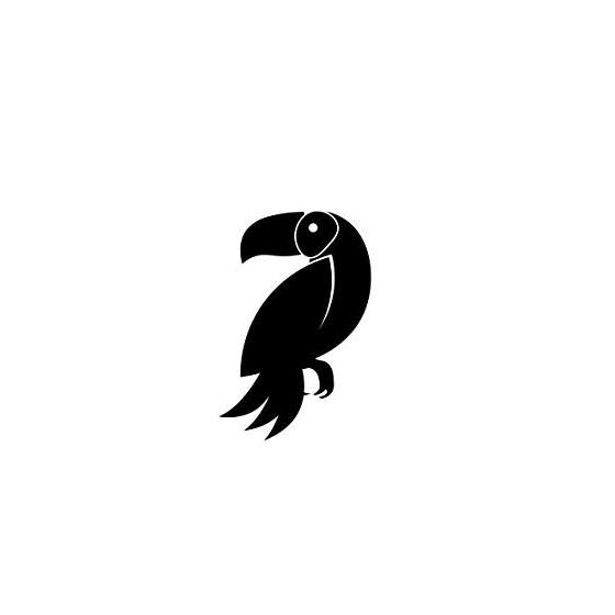 Bird Vinyl Decal Sticker V27