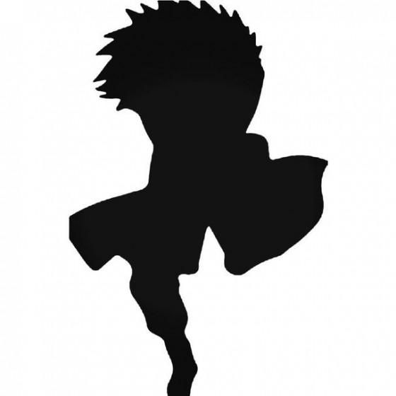 Naruto Choji Akimichi 4 Decal