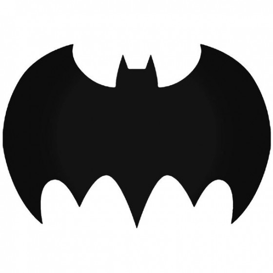 Batman Batman Logo 20 Decal