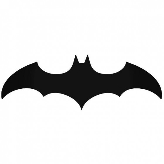 Batman Batman Logo 29 Decal