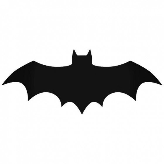 Batman Batman Logo 31 Decal