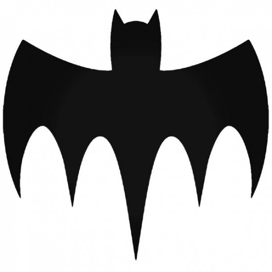 Batman Batman Logo 42 Decal