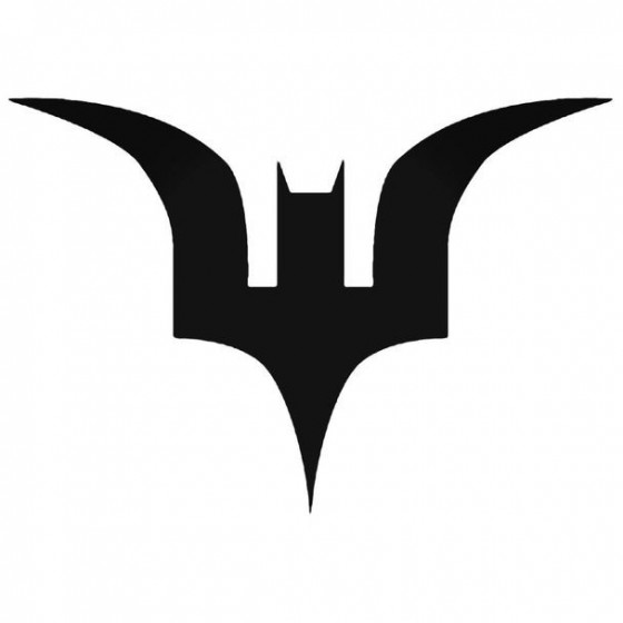 Batman Batman Logo 5 Decal