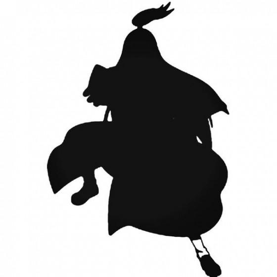 Naruto Deidara 7 Decal