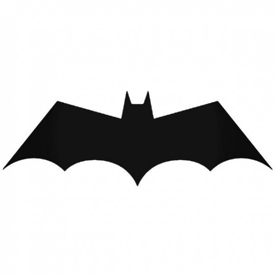Batman Batman Logo 9 Decal