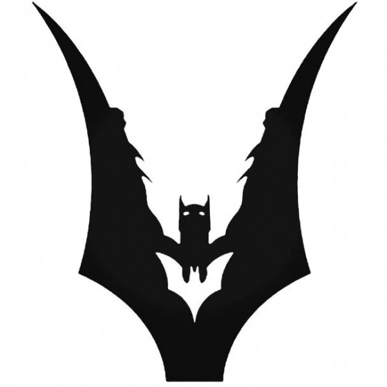 Batman Beyond Decal Sticker