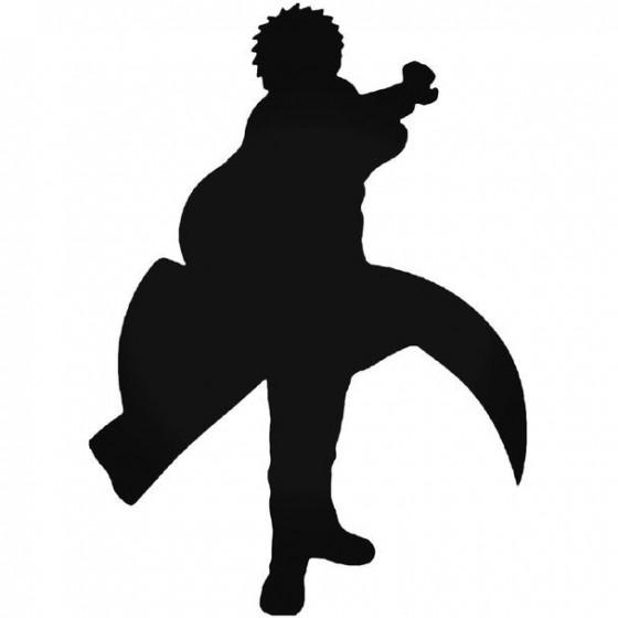 Naruto Gaara 10 Decal