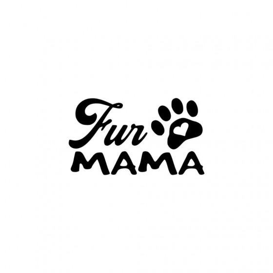 Cat Mom V2 Sticker Vinyl Decal