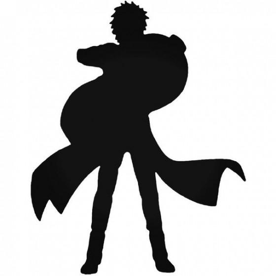 Naruto Gaara 11 Decal