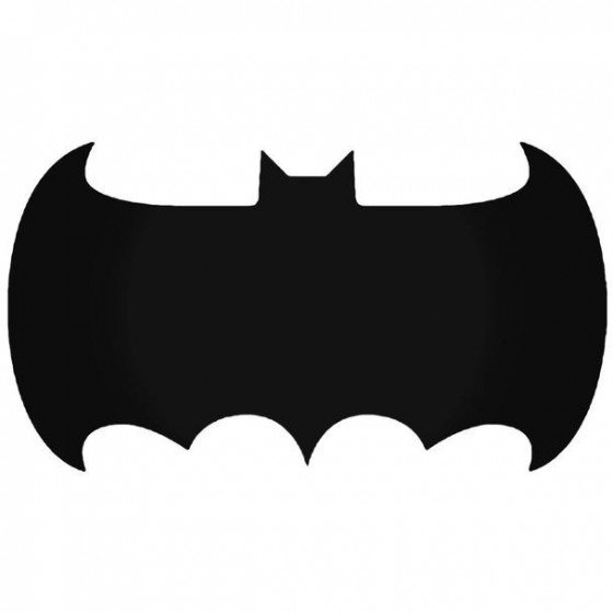 Batman Logo Batman 16 Decal