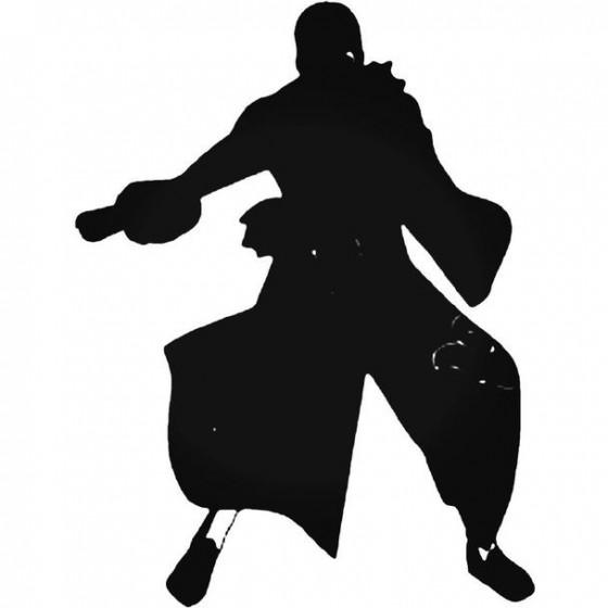 Naruto Hidan 4 Decal