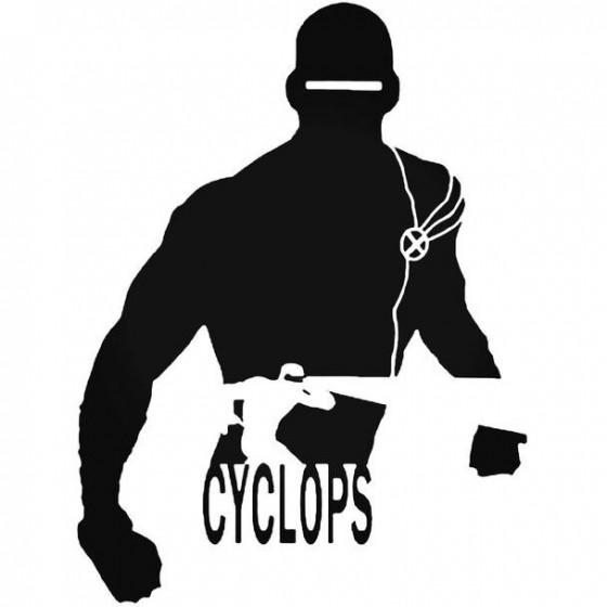 Cyclops 426 Decal