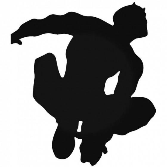 Daredevil Daredevil 4 Decal
