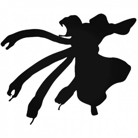 Naruto Kabuto Yakushi 7 Decal
