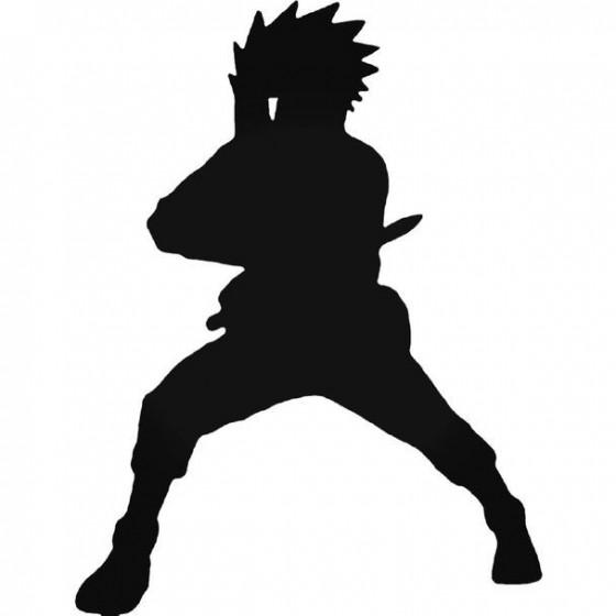 Naruto Kakashi 14 Decal