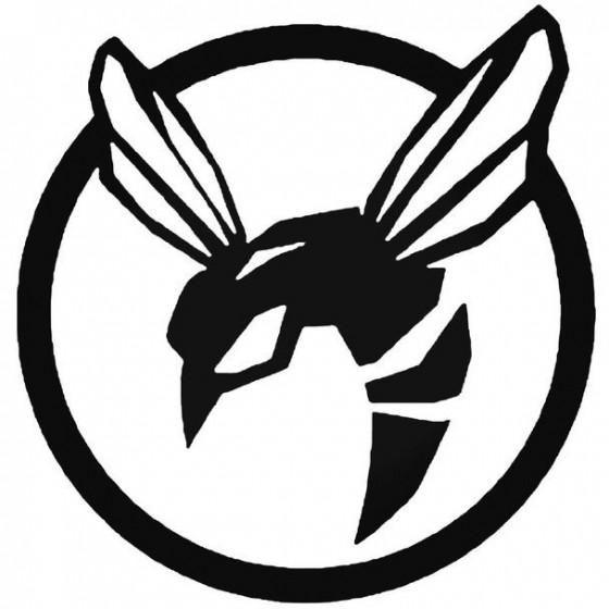 Green Hornet Logo Decal