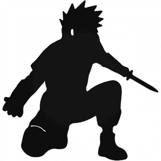 Naruto Kakashi 2 Decal