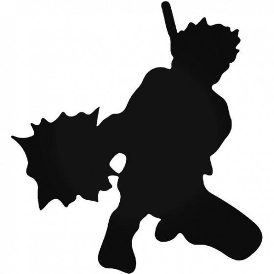 Naruto Kakashi 5 Decal