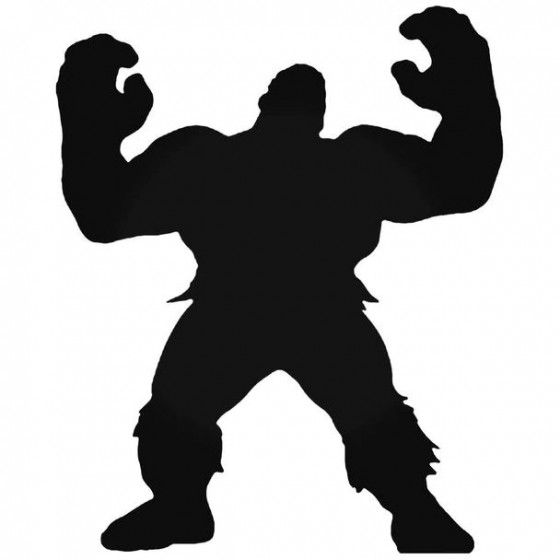 Hulk Hulk 13 Decal