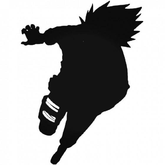 Naruto Kakashi 6 Decal