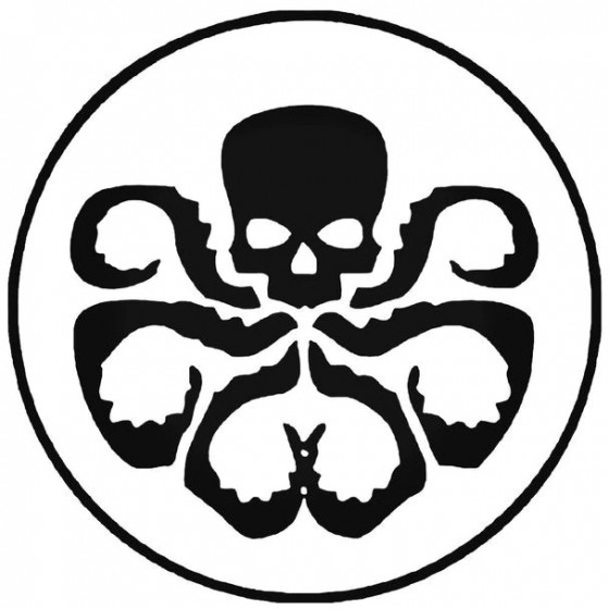 Hydra Logo Decal