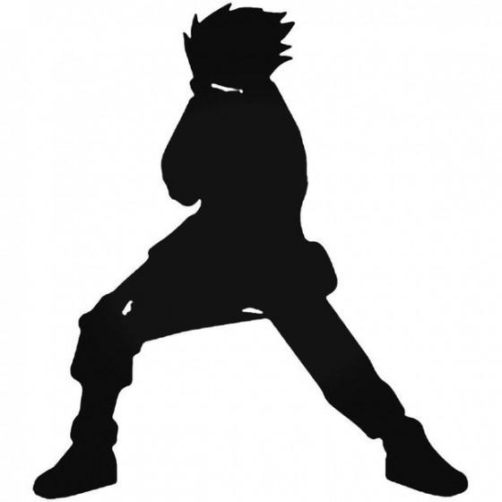 Naruto Kakashi 7 Decal