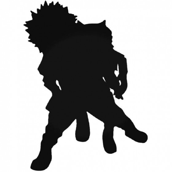 Naruto Kankuro 11 Decal
