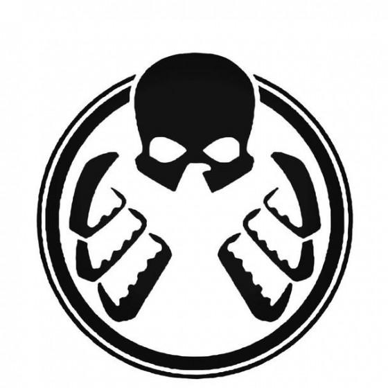 Shield Rises Hydra Decal...
