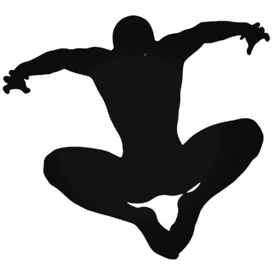Spiderman Spiderman 13 Decal