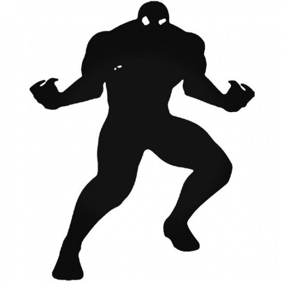 Spiderman Venom 4 Decal