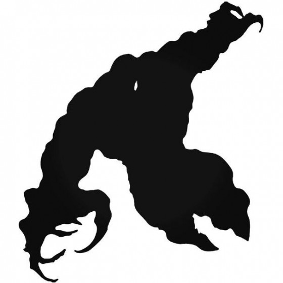Spiderman Venom 9 Decal