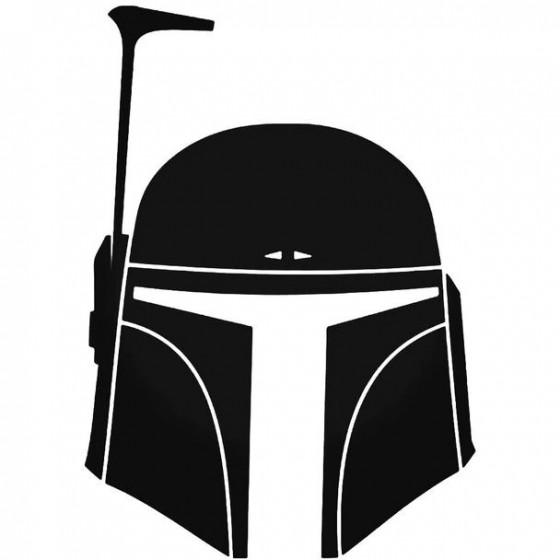Star Wars Boba Fett Helmet...