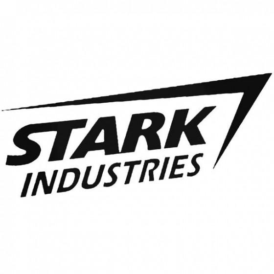 Stark Industries V2 Decal...