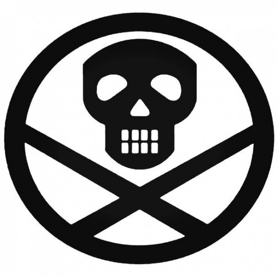 Suicide Squad Logo Decal
