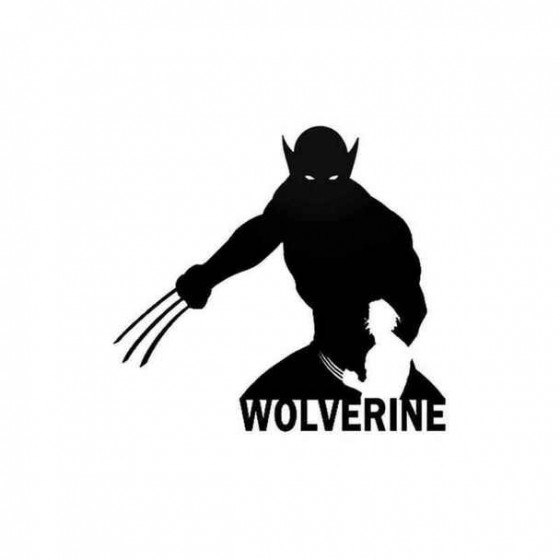 Wolverine 421 Decal