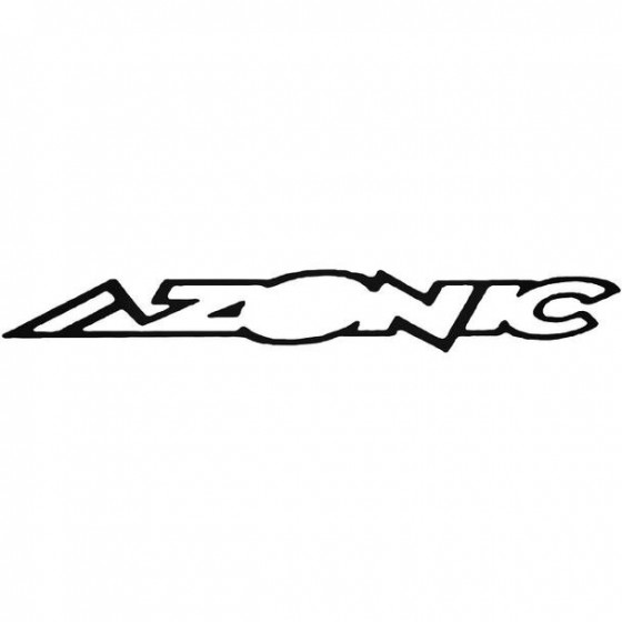 Azonic Text Cycling