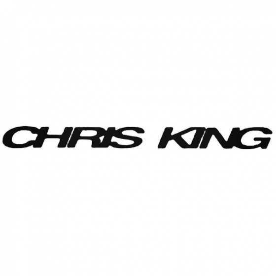 Chris King Long Cycling