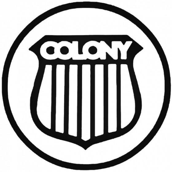 Colony Bikes Shield Cycling