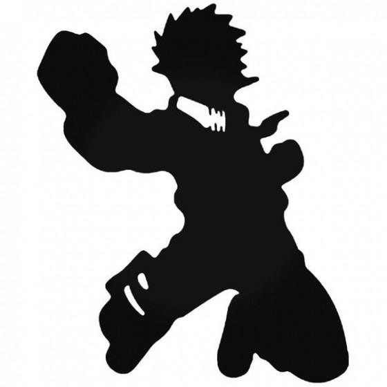 Naruto Naruto 19 Decal